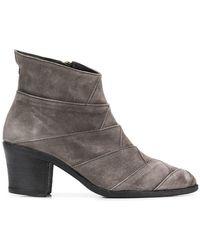 Fiorentini + Baker - Milu Chunky Heel Boots - Lyst