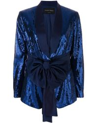 Christian Pellizzari - Sequined Smoking Jacket - Lyst