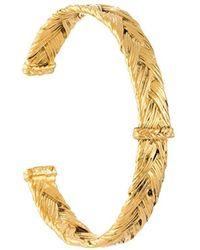 Aurelie Bidermann - 'icare' Open Bracelet - Lyst