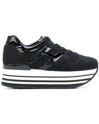 Hogan - Maxi H222 Sneakers - Lyst