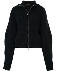 Nehera - Zip Up Knit Cardigan - Lyst