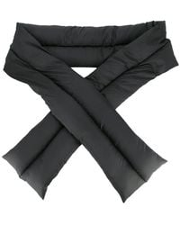 Rundholz - Wide Fastened Scarf - Lyst