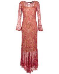 Cecilia Prado - Mariela Knit Long Dress - Lyst