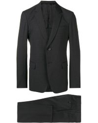 Prada - Single Breasted Suit - Lyst