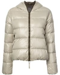 Duvetica - Hooded Puffer Jacket - Lyst