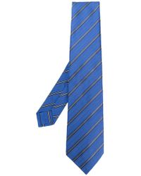 Kiton - Striped Tie - Lyst