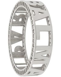 Balmain - Signature Cuff Bracelet - Lyst