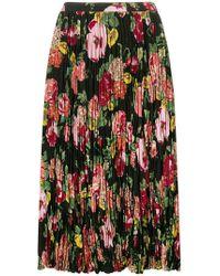 Junya Watanabe - Printed Skirt - Lyst