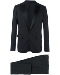 DSquared² Beverly Two-piece Tux - Black
