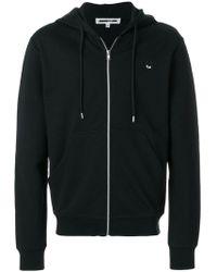 McQ - Hooded Sweatshirt - Lyst