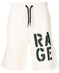 Palm Angels - Rage Track Shorts - Lyst
