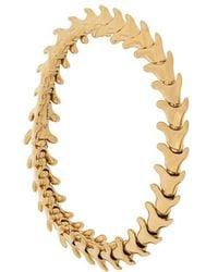 Shaun Leane Serpent Trace Smalle Armband - Metallic