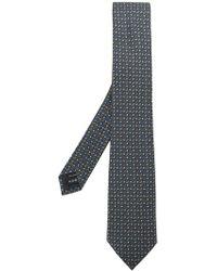 Z Zegna - Graphic Printed Tie - Lyst