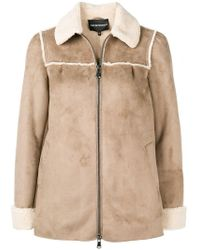 Emporio Armani - Perfectly Fitted Jacket - Lyst
