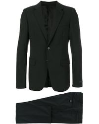 Prada - Classic Tailored Two Piece Suit - Lyst