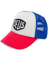 Deus Ex Machina - Colour Block Patch Front Cap - Lyst