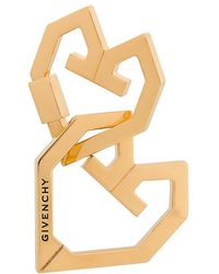 Givenchy - Heart Charm Brooche - Lyst
