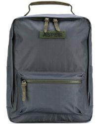 Aspesi - Rucksack mit Taschen - Lyst