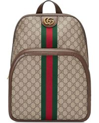 Gucci - Ophidia GG Medium Backpack - Lyst