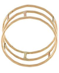 Melissa Joy Manning - Layered Brick Ring - Lyst