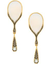 Camila Klein - Madre Ouro Earrings - Lyst