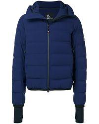 743ed3df4 Moncler Grenoble 'rodenberg' Padded Jacket in Blue for Men - Lyst