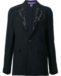 Ralph Lauren - 'yvette' Beaded Jacket - Lyst