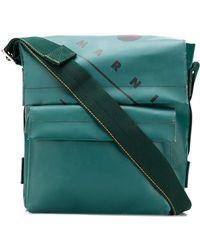 65ff0ad151f0 Striped Belt Bag.  590. Farfetch · Marni - Logo Messenger Bag - Lyst