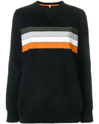 No Ka 'oi | Striped Sweatshirt | Lyst