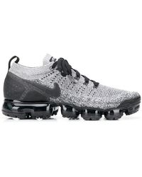 cadacb51d69aa Lyst - Nike Air Vapormax Flyknit Running in Gray for Men