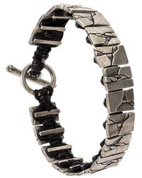 Tobias Wistisen - Fractured Pearl Bracelet - Lyst