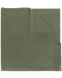 Agnona - Wide Shaped Scarf - Lyst