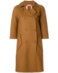 N°21 - Loose Fitted Coat - Lyst