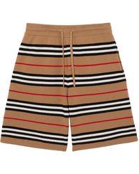 Burberry Merino-Shorts mit Kordelzug