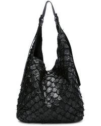 Osklen - Textured Tote Bag - Lyst