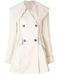 J.W.Anderson - Double Breasted Coat - Lyst