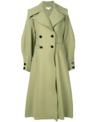 Beaufille - Ono Double Breasted Coat - Lyst