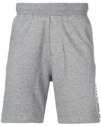 Calvin Klein - Pantalones cortos de deporte con logo - Lyst