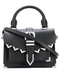 Versus - Buckled Crossbody Bag - Lyst