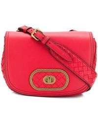 Bottega Veneta - Luna Crossbody Bag - Lyst
