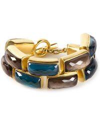 Vaubel - Faceted Stone Bracelet - Lyst