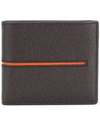 Tod's - Contrast Stripe Wallet - Lyst