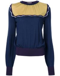 Roksanda | Contrast Sweatshirt | Lyst