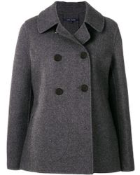 Sofie D'Hoore - Double Breasted Coat - Lyst