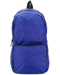 Armani Jeans - Zipped Backpack - Lyst