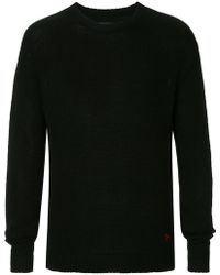 RTA - Back Embroidered Sweater - Lyst