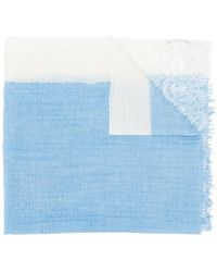 Ermanno Scervino - Panelled Lace Scarf - Lyst
