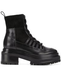 Pierre Hardy - Lace-up Ankle Boots - Lyst