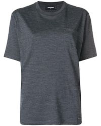 DSquared² - Loose Fit T-shirt - Lyst