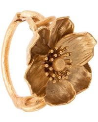 Oscar de la Renta - Floweranti Bracelet - Lyst